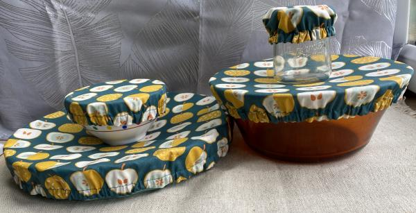 Charlotte couvre plats Taille M