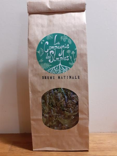 Brume matinale : infusion dynamisante