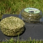 Fromage frais ail fines herbes